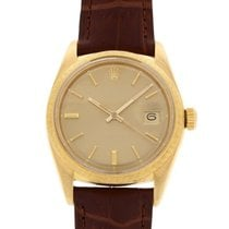 Rolex Datejust 1611 Very good Yellow gold 36mm Automatic