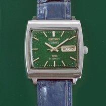 Seiko 5 Steel 34.5mm Green United States of America, California, Los Angeles