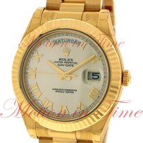 Rolex Day-Date II 218238 wrp pre-owned