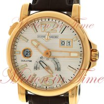 Ulysse Nardin Dual Time new Automatic Watch with original box and original papers 246-55/60