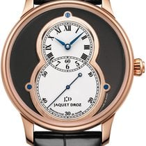 Jaquet-Droz Grande Seconde j003033203 New Rose gold 43mm Automatic United States of America, New York, Airmont