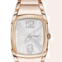 Parmigiani Fleurier Kalpa Donna 18k Rose gold  Ivory dial