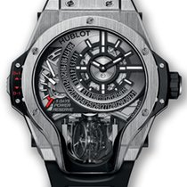 Hublot MP-09 Tourbillon Bi-Axis Titanium Men's Watch