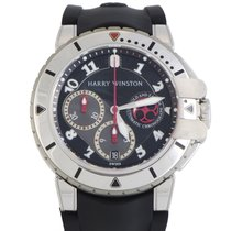 Harry Winston Project Z2 Sport Ocean OCEACH44WZ001