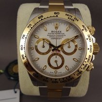 Rolex Daytona steel/gold 116503
