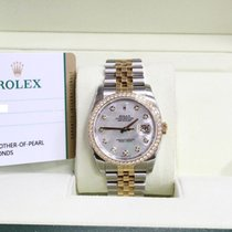 Rolex 116243 Datejust 18k Yellow Gold & Stainless Full...
