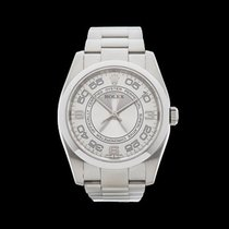 Rolex Oyster Perpetual Stainless Steel Gents 116000 - W4256