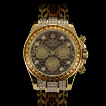 "Rolex Cosmograph Daytona ""Leopard"" 116598 Special Edition"