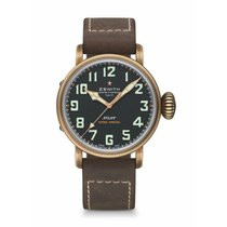 Zenith 29.2430.679/21.C753 Bronze Pilot Type 20 Extra Special 45mm new