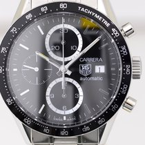 TAG Heuer Carrera Date Chronograph Automatic Manuel Fangio...