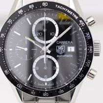 豪雅  Carrera Date Chronograph Automatic Manuel Fangio Klassiker...