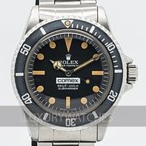 Rolex 5513 Stål 1971 Submariner (No Date) 40mm begagnad Sverige, Stockholm