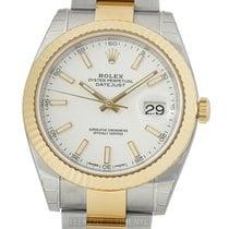 Rolex Datejust II Gold/Steel 41mm White United States of America, New York, New York