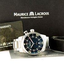 Maurice Lacroix Pontos S Diver Edelstahl Automatic PT6248-SS00...