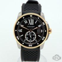 Cartier Calibre de Cartier Diver W7100055 2014 подержанные