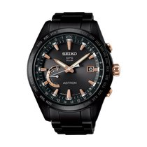 Seiko Astron GPS Solar Chronograph new 2018 Watch with original box and original papers SSE113J1