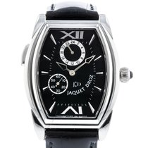 Jaquet-Droz 38mm Manual winding 2010 pre-owned Black