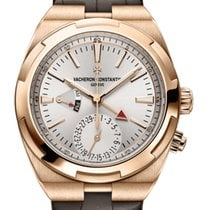 Vacheron Constantin Rose gold Automatic 41mm new Overseas Dual Time