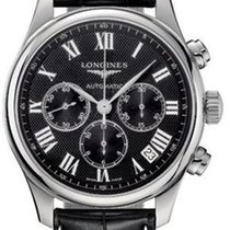 Longines Master Collection new 44mm Steel