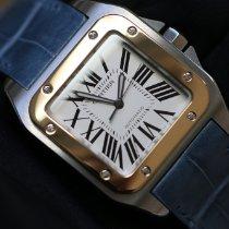 Cartier Santos 100 nouveau 38mm Acier