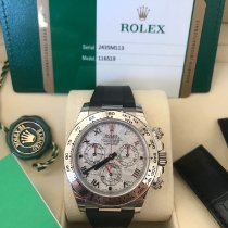 Rolex Daytona Or blanc 40mm France, Marseille
