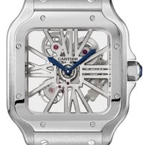 Cartier Santos (submodel) WHSA0007 new