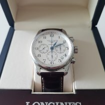 Longines L2.759.4.78.3 Steel 2011 Master Collection 42mm pre-owned