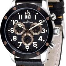 Zeno-Watch Basel Ατσάλι 43mm Χαλαζίας 9540Q-SBR-b1 καινούριο