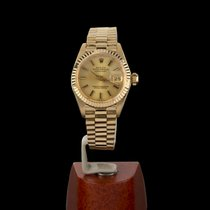 Rolex Oyster Perpetual Lady Date Oro amarillo 26mm Oro Sin cifras España, Madrid