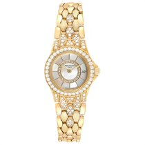 Patek Philippe Neptune Yellow gold 26mm Mother of pearl