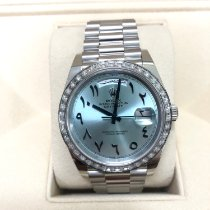 Rolex 228396TBR 2019 Day-Date 40 40mm new