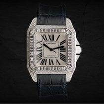 Cartier Alumínio Automático 44mm novo Santos (submodel)