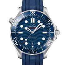 Omega Seamaster Diver 300 M 210.32.42.20.03.001 new