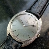 Movado Witgoud 35mm Handopwind tweedehands