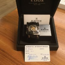 Edox pre-owned Automatic Sapphire crystal 5 ATM