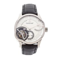 Greubel Forsey White gold 43.5mm Manual winding GF01 pre-owned