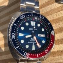 Seiko Prospex Steel 45mm Blue No numerals United States of America, North Carolina, Greensboro