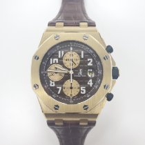 Audemars Piguet Royal Oak Offshore Sárgaarany 42mm Barna