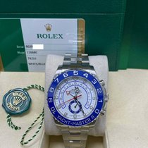 Rolex Yacht-Master II Staal 44mm