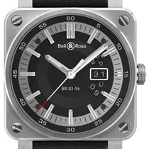 Bell & Ross BR 03-96 Grande Date Steel 42mm Black United States of America, New York, Airmont