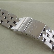 Breitling Pilotband Edelstahl 22 mm für Evolution Chronomat 44...