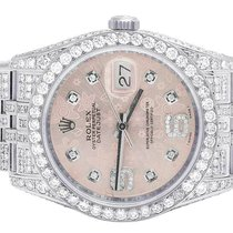 Rolex Lady-Datejust Acero 36mm Rosa