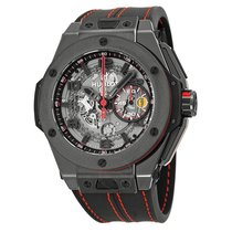 Hublot Big Bang Unico Ferrari Black Ceramic