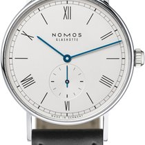 Nomos Ludwig 38 37.5mm 235 Stainless Steel Back