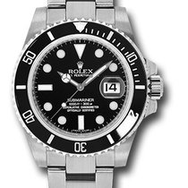 Rolex 116610LN Oyster Perpetual Submariner Date Watch
