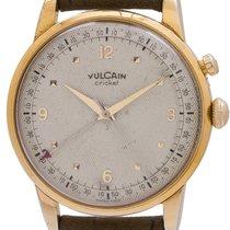 Vulcain Cricket Alarm Oversized YGF circa 1950's
