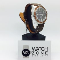 Glycine Combat Sub brown ++  ++ 2 years official warranty