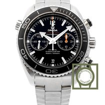 Omega Seamaster Planet Ocean Chronograph 215.30.46.51.01.001 NEW