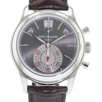 Patek Philippe Annual Calendar Chronograph 5960p Watch with...