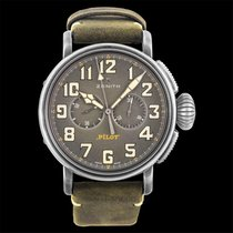 Zenith Pilot Type 20 Steel 45mm Grey United States of America, California, San Mateo